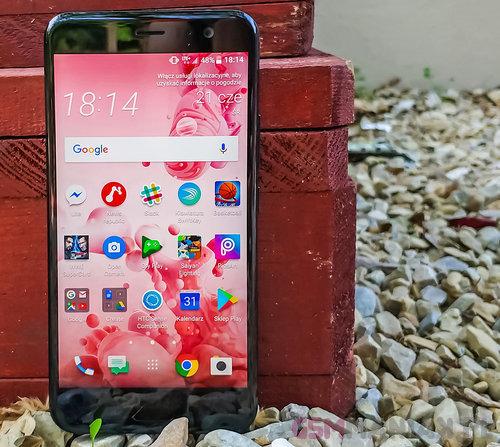 HTC U11 to świetny smartfon / fot. gsmManiaK