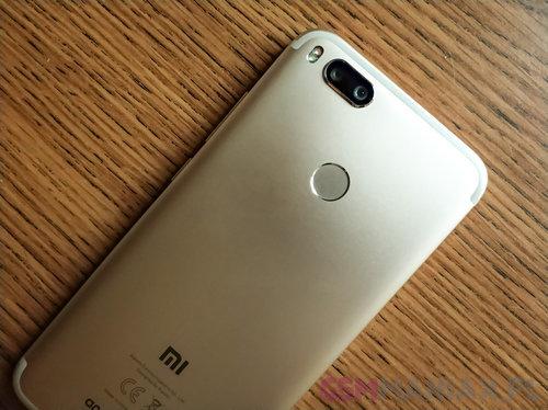 Xiaomi Mi A1 / fot. gsmManiaK