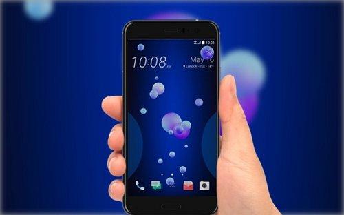 HTC U11 z Edge Sense / fot. HTC