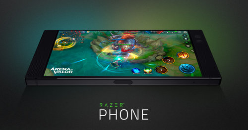 Razer Phone/fot. Razer