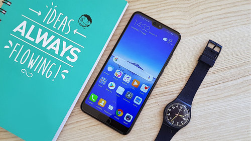 Huawei P20 / Fot. gsmManiaK