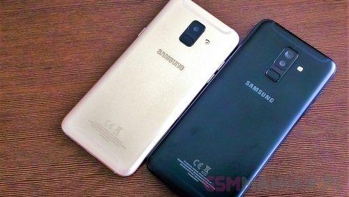 Galaxy A6 i Galaxy A6+ / fot. gsmManiaK