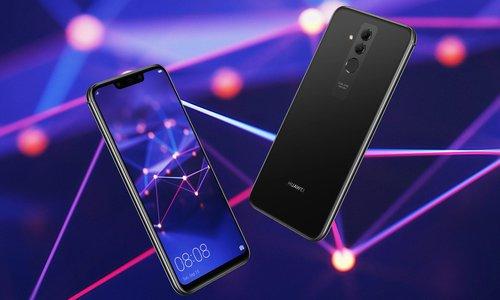 Huawei Mate 20 Lite / Fot. Huawei