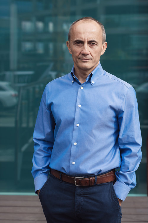 Kuba Pancewicz, GM Poland & SEE Motorola Mobility