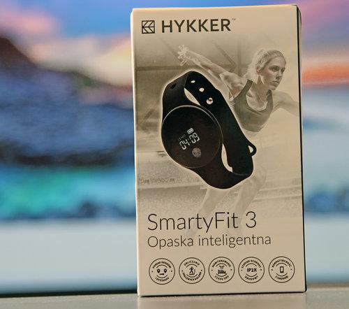 Hykker SmartyFit 3 / fot. gsmManiaK.pl