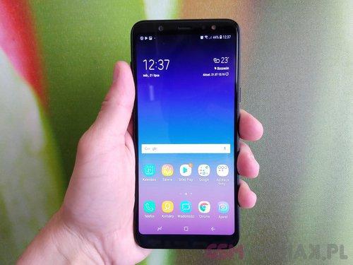 Samsung Galaxy A6+ / fot. gsmManiaK