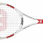 Wilson Six One 95 16x18 front