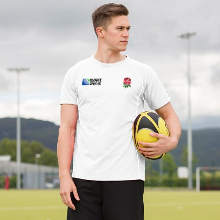 England Rugby 2015 shirt
