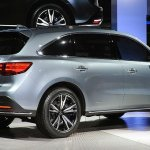 2016 acura mdx. Black Bedroom Furniture Sets. Home Design Ideas