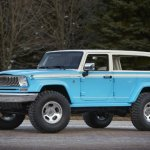 2016 Jeep Cherokee Chief Concept
