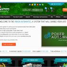 SCAM – Poker Automatics: Guadagnare col Poker senza Giocare