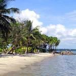 Playa Blanca Izabal, Guatemala