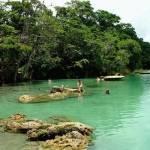 Coban Alta Verapaz, Guatemala – Laguna Lachúa