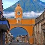 Ciudad Colonial Antigua Guatemala