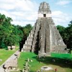Tikal como destino turístico arqueológico