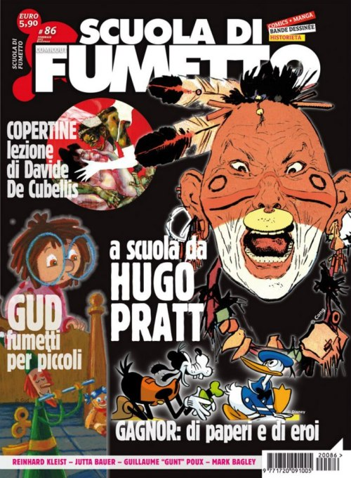 scuola di fumetto