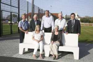 KGV benches