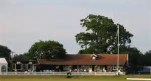 Ashlyns road cricket ground