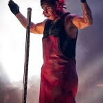 Rammstein performing at Tacoma Dome