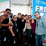 2011.09.04: Allen Stone & Band @ Bumbershoot - Free Yr Radio Sta