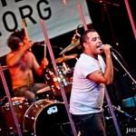 2011.09.04: Davila 666 @ Bumbershoot - KEXP Music Lounge, Seattl