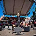 2011.09.04: The Jim Jones Revue @ Bumbershoot - Starbucks Stage,