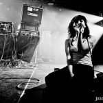 2011.09.04: Atari Teenage Riot @ Bumbershoot - Exhibition Hall S