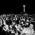 2011.09.03: Crowd @ Bumbershoot, Seattle, WA