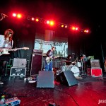 2011.09.04: Warpaint @ Bumbershoot - Fountain Lawn Stage, Seattl