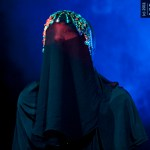 Shabazz Palaces' Black Up release show