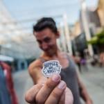 2012.09.03: Noah Gundersen @ Bumbershoot - The Promenade, Seattl