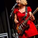 2013.09.02: The Joy Formidable @ Bumbershoot - KEXP Music Lounge