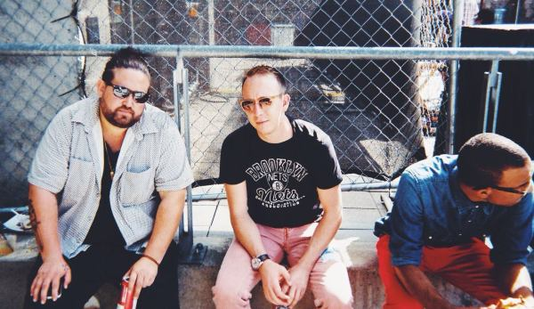 Austin Santiago, BJ Olin, Jinx at Bumbershoot 2013