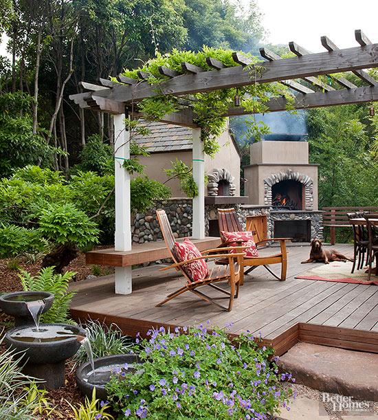 Sala E Cucina Insieme : Idee per allestire una zona relax con il camino guida