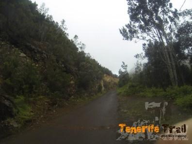 Pista destino a Roque Negro
