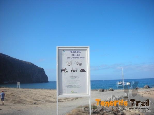 Playa del Callao (Los Cristianos)