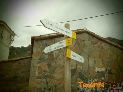 Cartelería senderos Afur