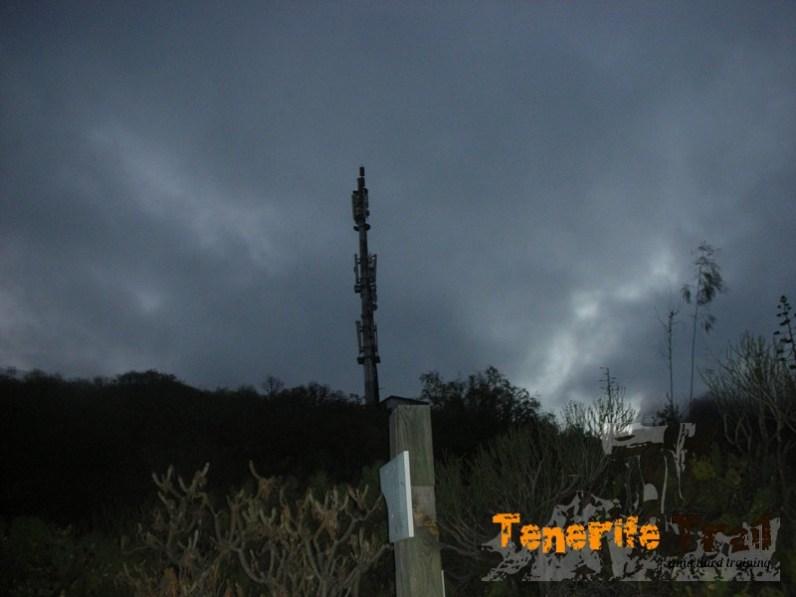 Torre comunicaciones Adeje