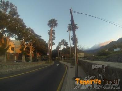 Detalle inicio calle que te llevará al Valle del Cercado