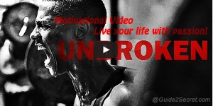 Motivational Video Live your life with passion
