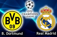 borussia dortmund vs real madrid uefa champions league