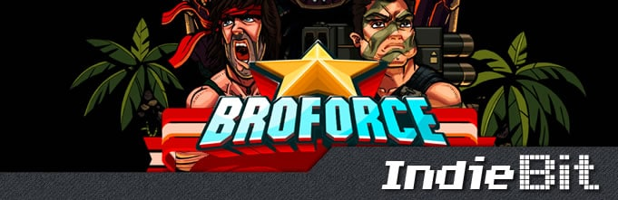 IndieBit - Broforce