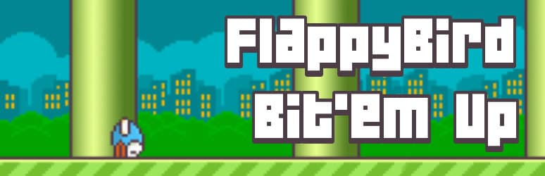 Bit'em Up (L) - Flappy Bird Arcade