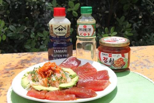 Una forma fácil y rica de marinar el delicioso atún rojo