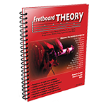 Fretboard Theory book