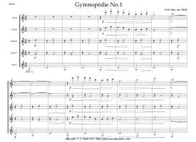 Gymnopedie No1 S