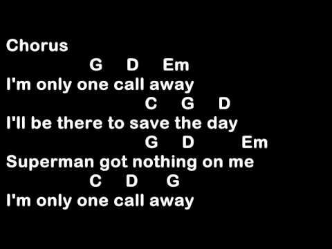 One Call Away – Charlie Puth Easy Guitar Chords | Guitar Grotto