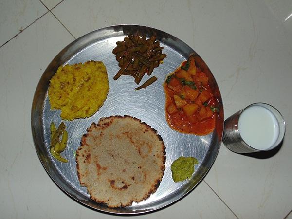 Bhakri – gluten free recipes