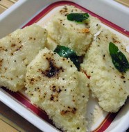 White Dhokla Recipe