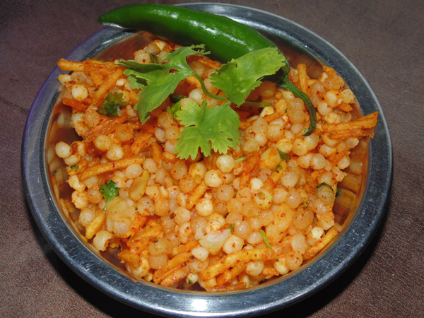 Dry Sabudana Khichdi (Without Oil)